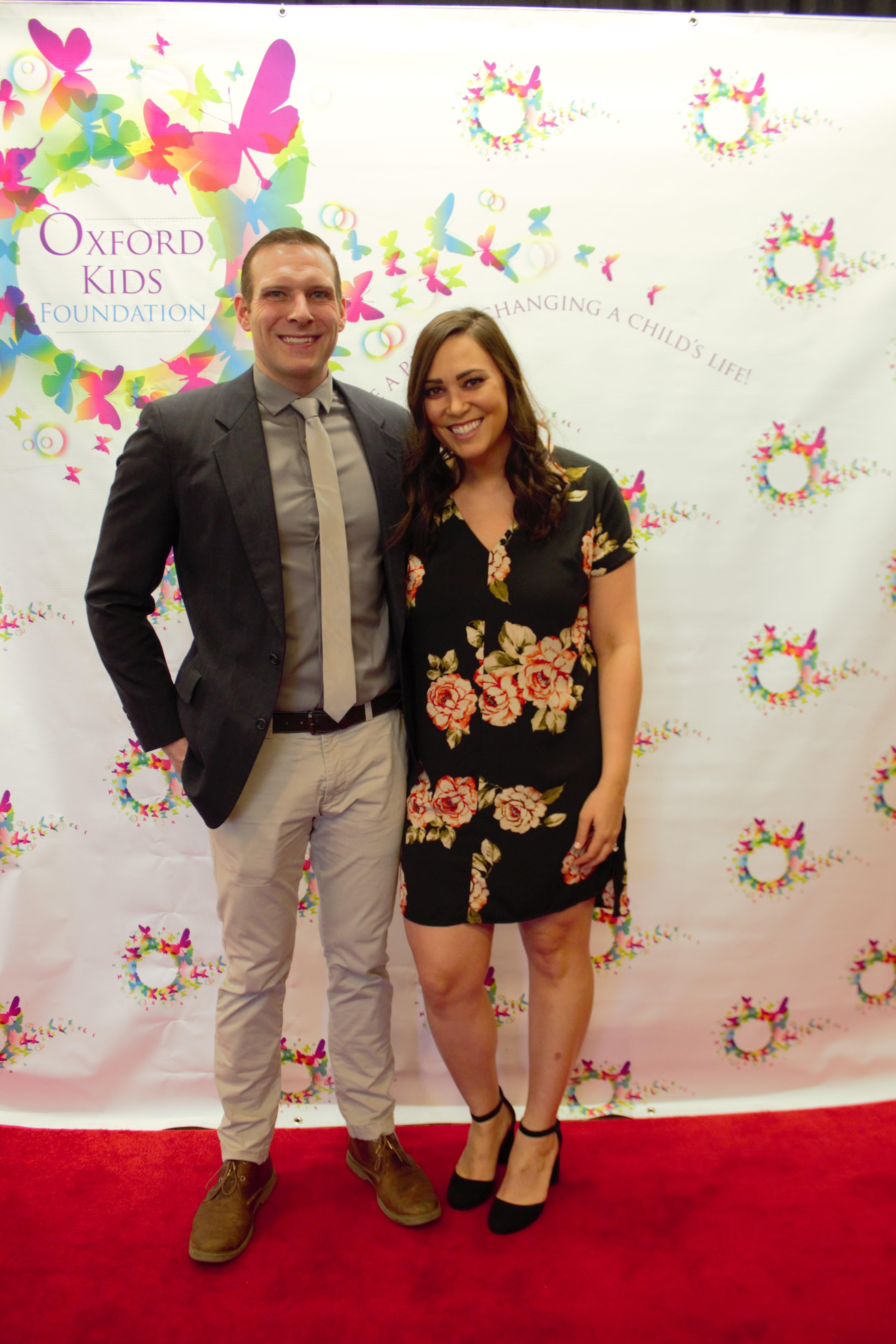 Dan and Jessica Briggs