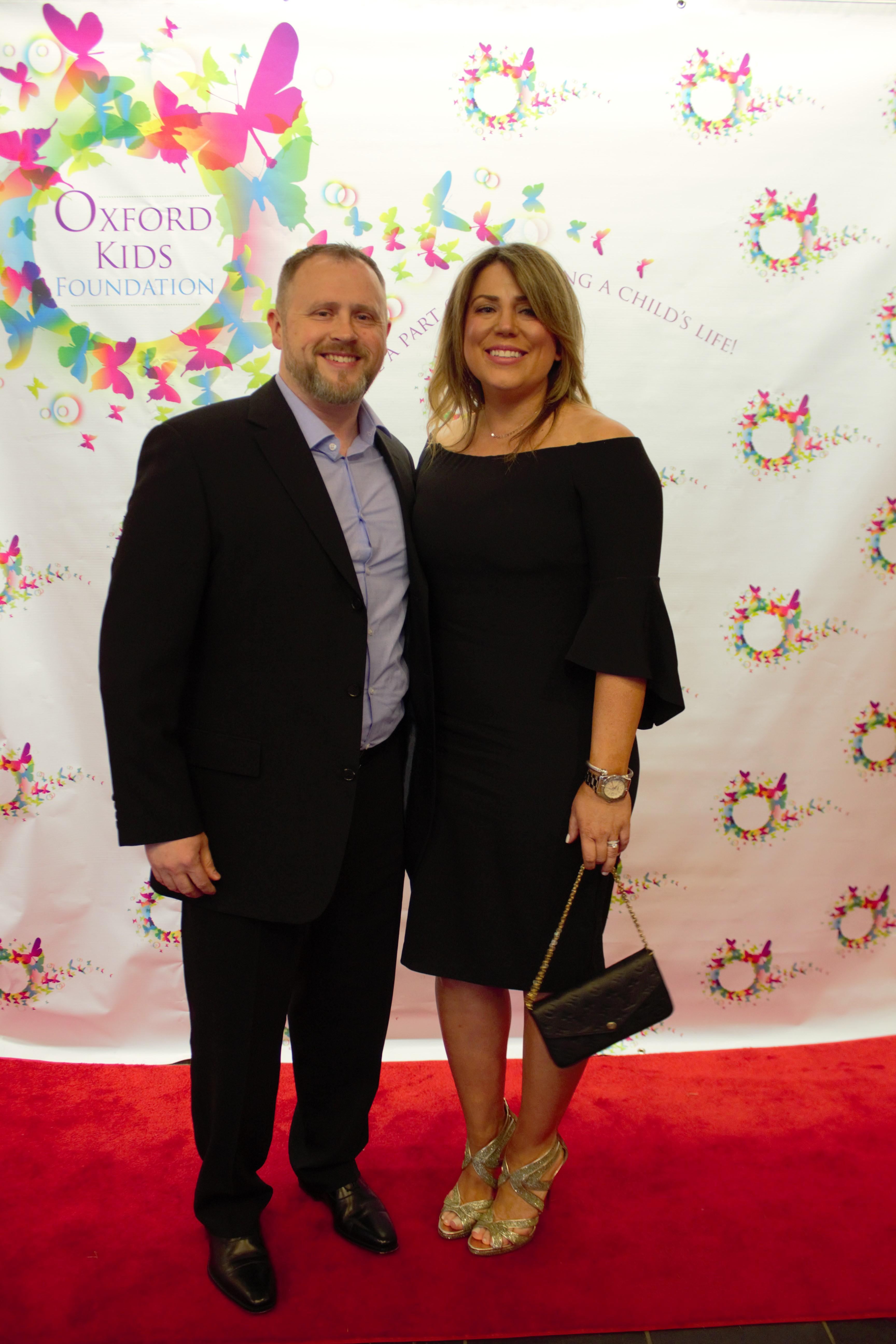Daniel and Kim Goodman