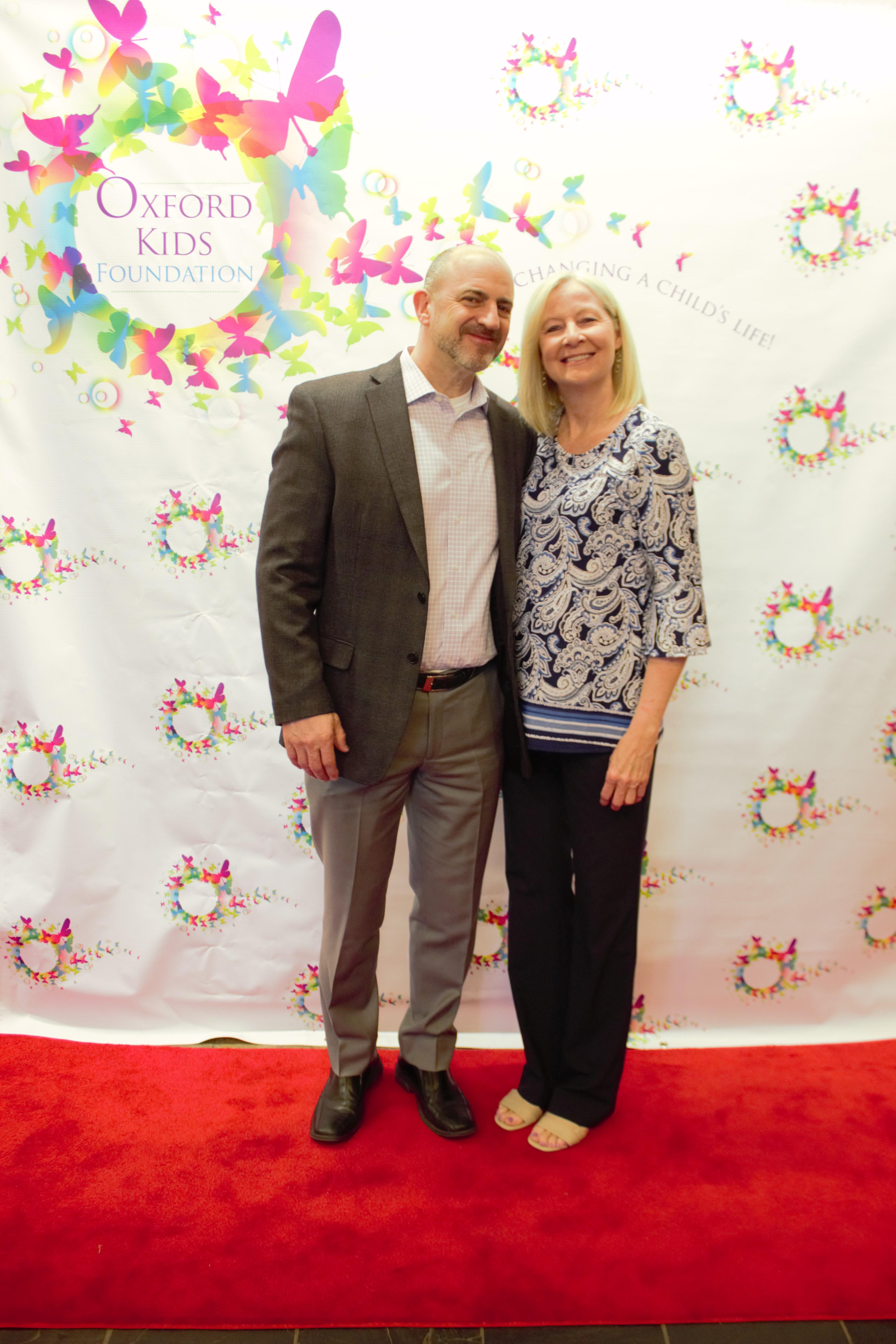Rina and Rob Kamal